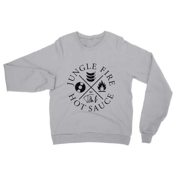 Jungle Fire Classic Adult Sweatshirt