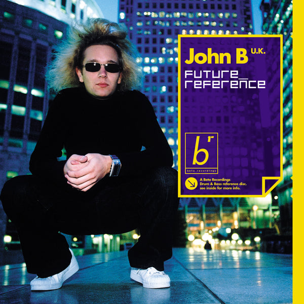 John B - Future Reference (Limited Edition Double CD) & MP3 bundle (2001)