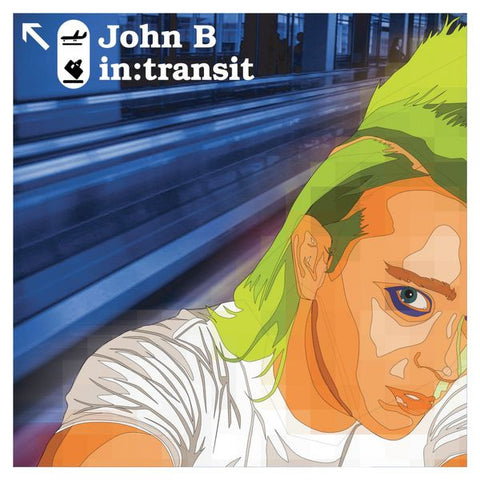 John B - in:transit CD & MP3 Bundle
