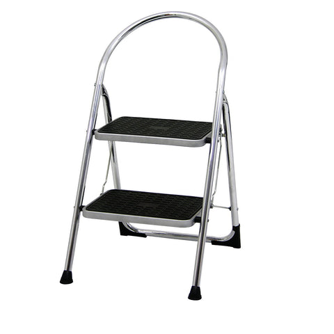 Abru Chrome Stepstool