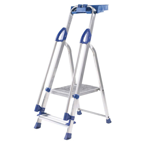 Werner Stepladder Work Station