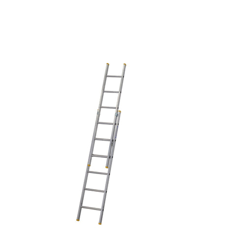 Werner Box Section Double Extension Ladder