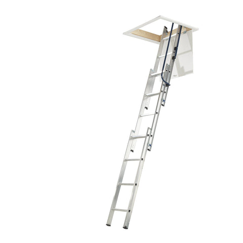 Werner Easystow Loft Ladder 3 Section