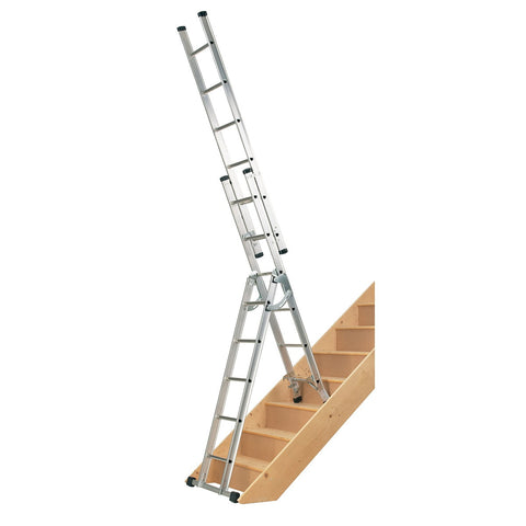 Werner Arrow Combination Ladder 4 In 1