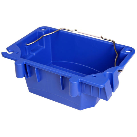 Lock-In Utility Bucket expands your work surface and customises your ladder top.