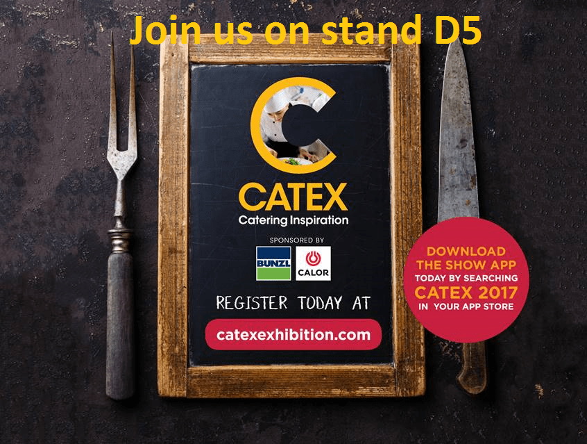 Catex Exhibition 2017 - Gecko Catering Equipment