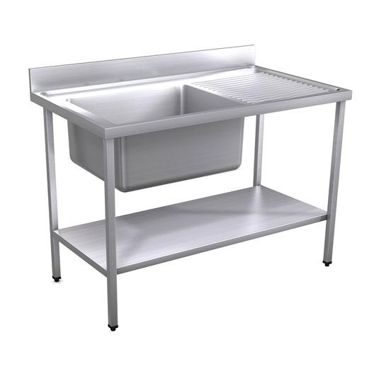 700mm Catering Sinks - Gecko Catering Equipment