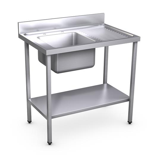 600mm Catering Sinks - Gecko Catering Equipment