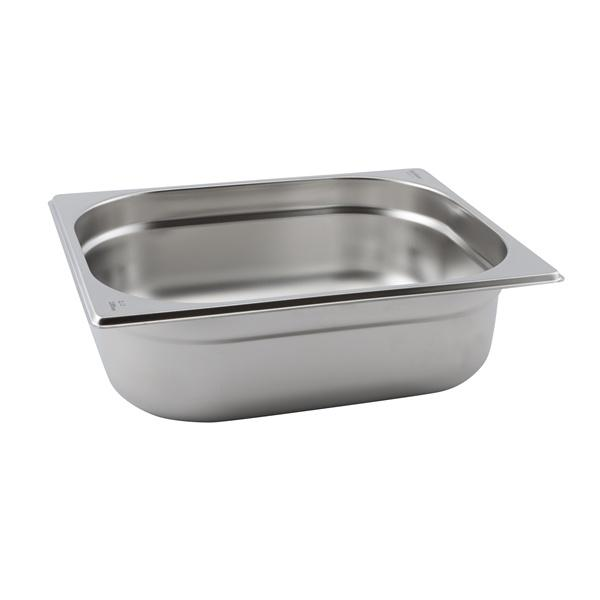Stainless Steel Gastronorm Pans - Gecko Catering Equipment