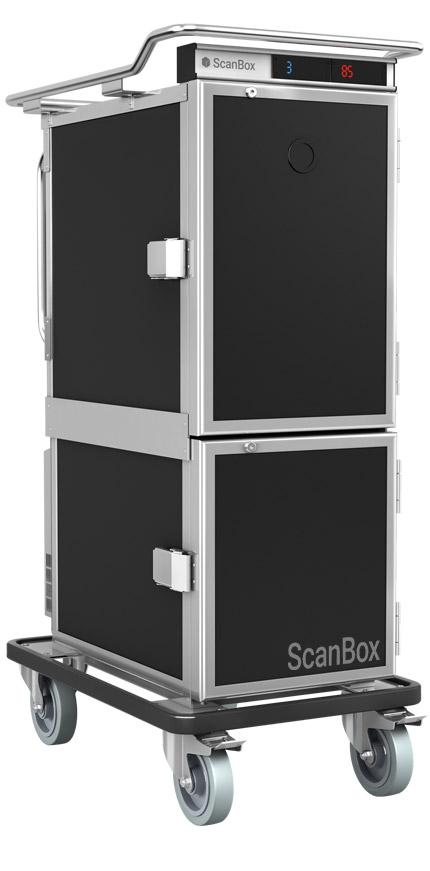 ScanBox Food Trolley