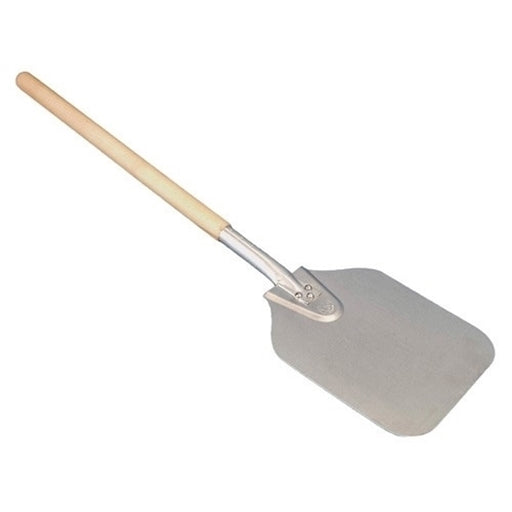 Pizza Peel With Wooden Handle 17""