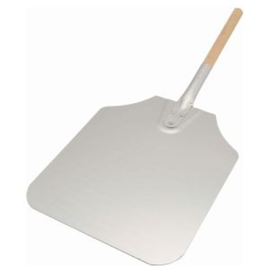 Pizza Peel With Wooden Handle 26""