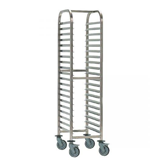 Gastronorm Racking Trolley 1/1GN