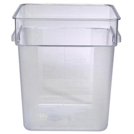 Storplus Square Food Storage Containers - Gecko Catering Equipment
