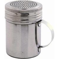Stainless Steel Handled Shaker with Screw Top - Gecko Catering Equipment