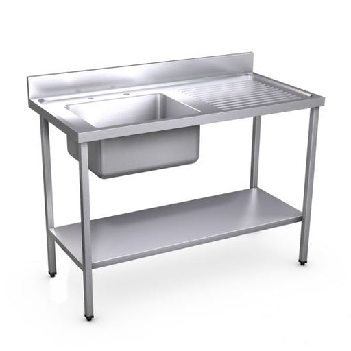 Classic 1200x 600mm Sink (Large Bowl)
