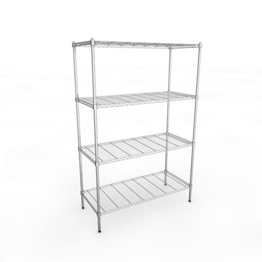 Classic 1220mm Stainless Steel Wire Racking