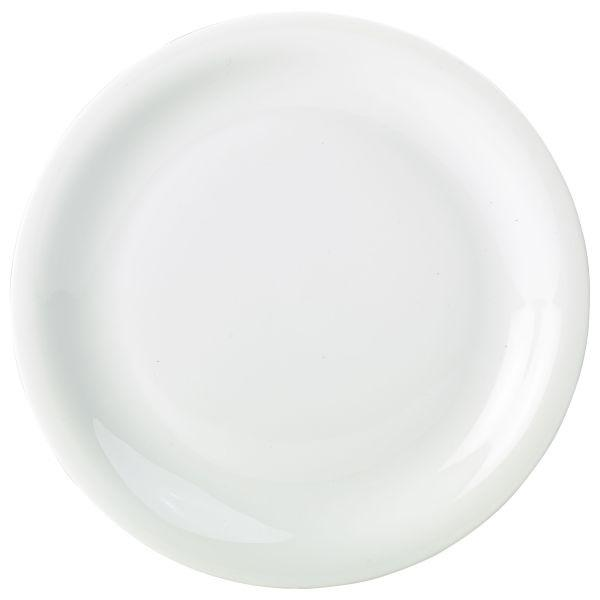 Narrow Rim Plate - Gecko Catering Equipment