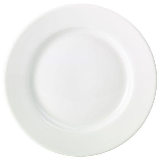 Porcelain Classic Winged Plate - Gecko Catering Equipment