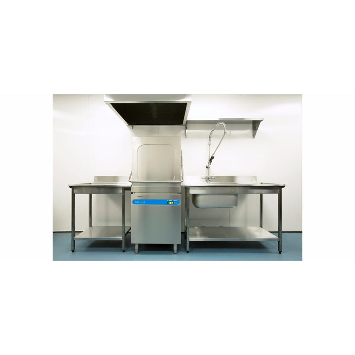 Mach Pass Through Dishwasher System