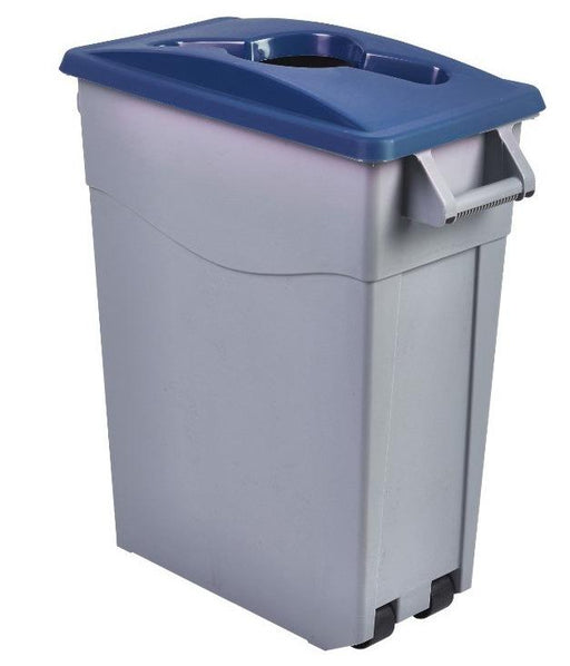 Slim Recycling Bin & Lids - Gecko Catering Equipment