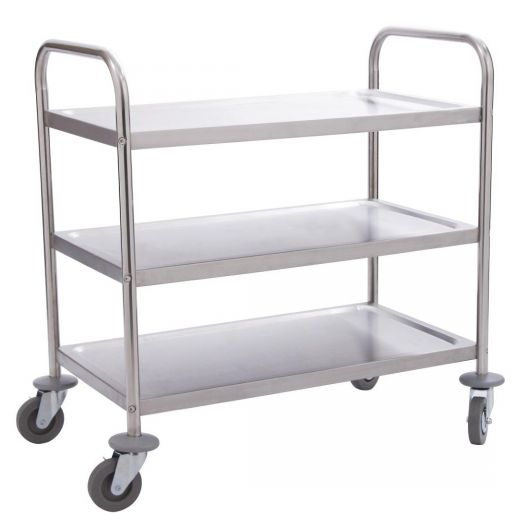 Classic 3 Tier Service Trolley
