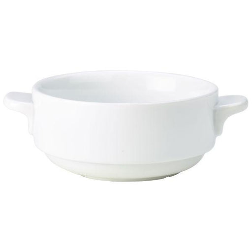 Stacking Soup Bowls - Gecko Catering Equipment