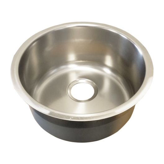 Classic 380mm Round Inset Hand Basin