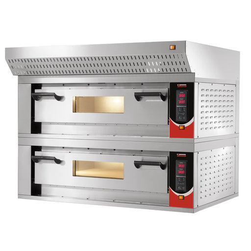 SIRMAN Vesuvio 85x70 Double Deck Pizza Oven
