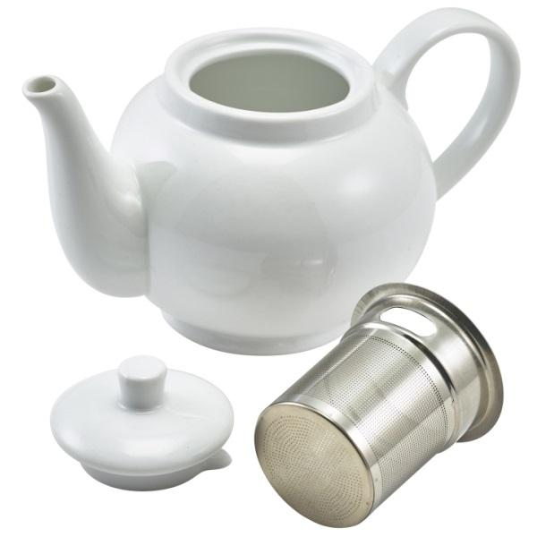 Teapot with Infuser - Gecko Catering Equipment