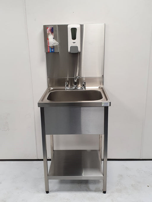 Industrial Hand Wash Station