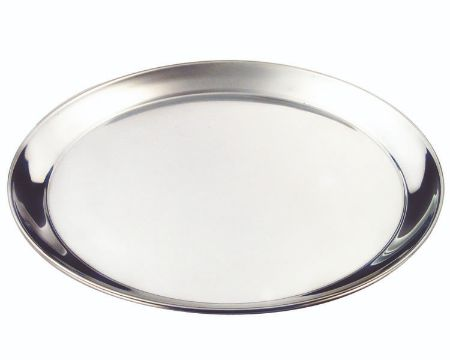 Stainless Steel Round Trays