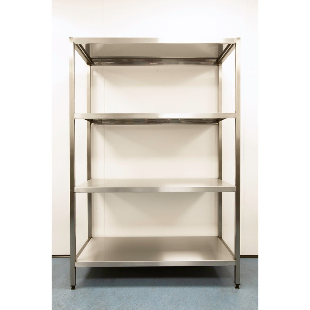 4 Tier Rack for Easy Storage