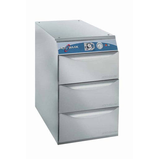 Alto Shaam Narrow Three Drawer Warmers 500-3DN