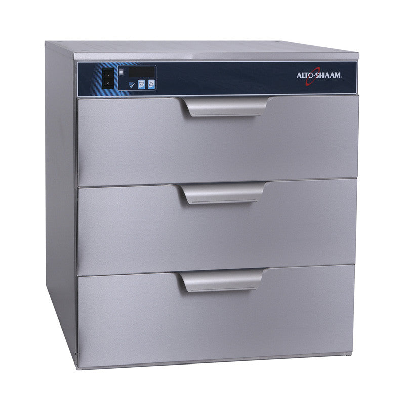 Alto Shaam Wide Three Drawer Warmers 500-3D