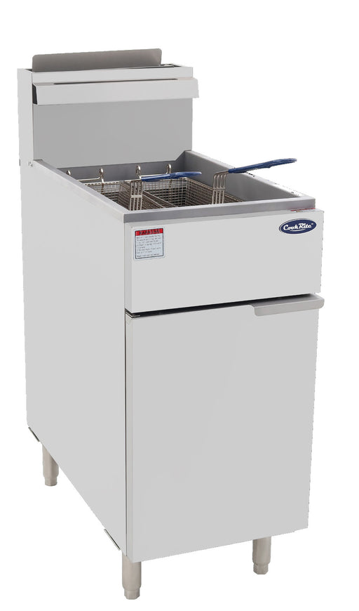 Banks GF31 Twin Basket Gas Fryer