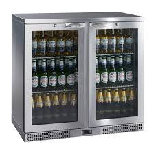 IMC Mistral M90 Undercounter Two Door Bottle Cooler