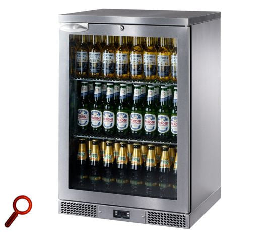 IMC Mistral M60 Undercounter Single Door Bottle Cooler