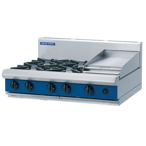 Blue Seal G516C-B 900mm Gas Cooktop