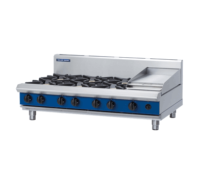 Blue Seal G518C-B 1200mm Gas Cooktop Bench Model