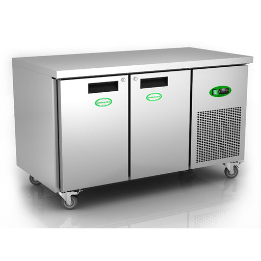 Genfrost GEN2100L 2 Door GN Freezer Counter
