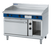 Blue Seal GPE508 1200mm Gas Griddle Electric Static Oven