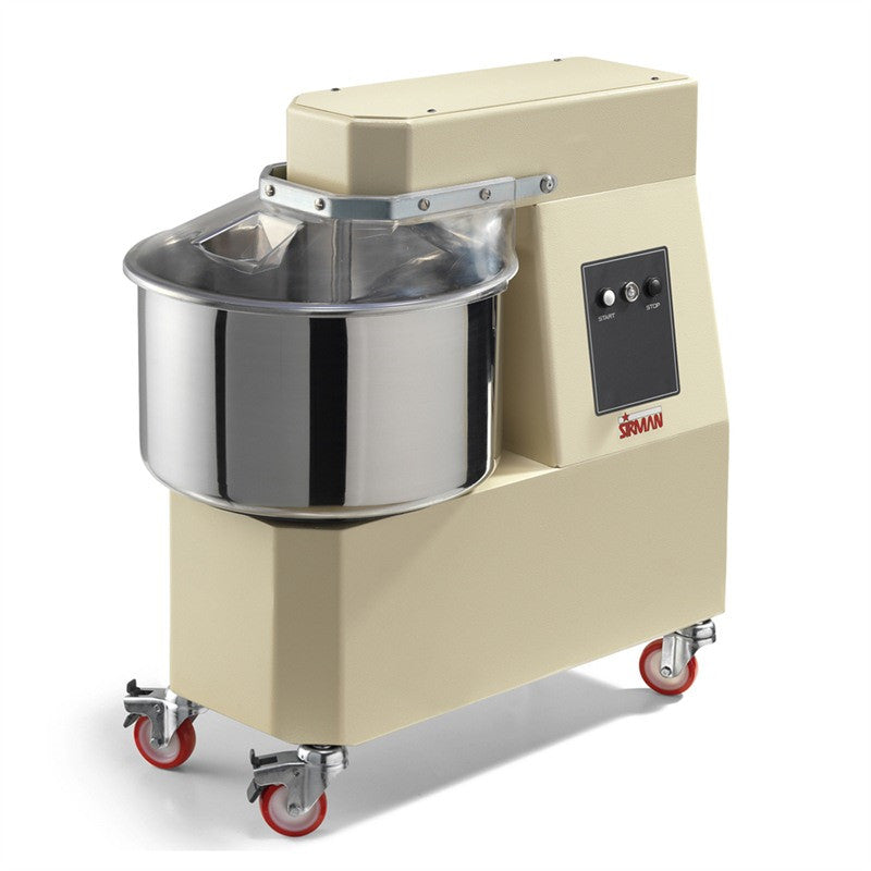 Sirman Hercules 20 Dough Mixers