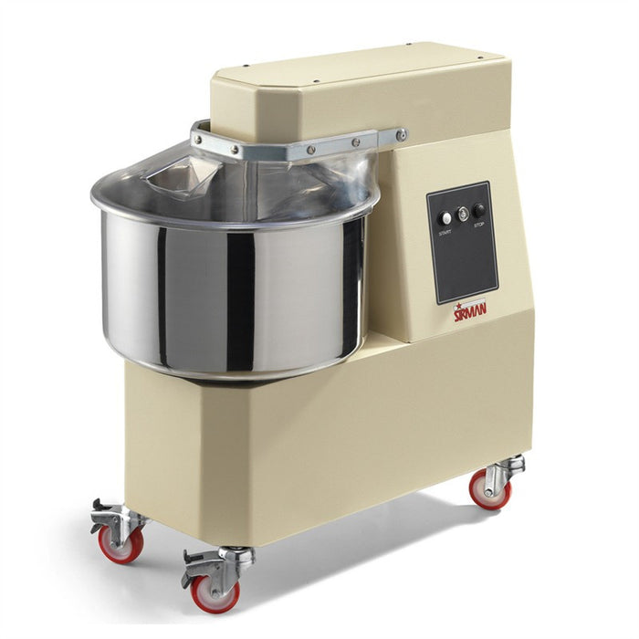 Sirman Hercules 40 Dough Mixers