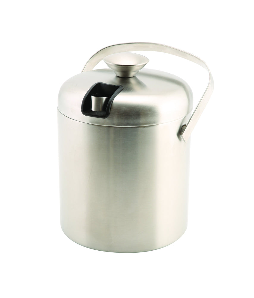 Stainless Steel Insulated Ice Bucket - Gecko Catering Equipment