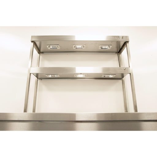 Gecko Catering Equipment Double Tier Gantry