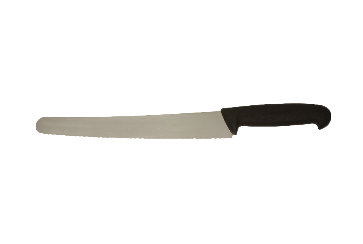 Universal Pastry Knife - Serrated