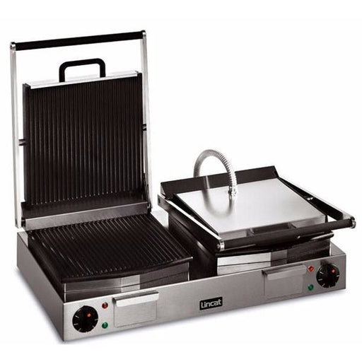 Lincat LPG2 Counter Top Twin Panini Grill