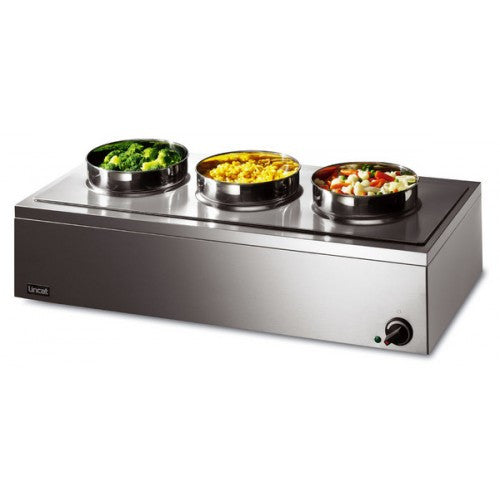 Lincat LRB3W Counter Top Bain Marie