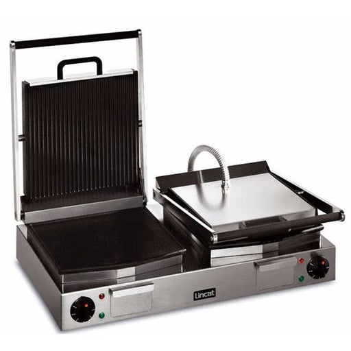 Lincat LRG2 Counter Top Twin Contact Grill